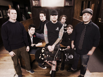 Dropkick Murphys + Only Crime picture
