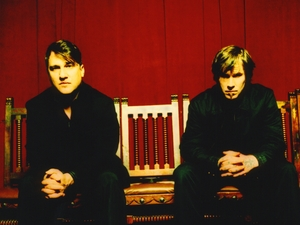 The Gutter Twins artist photo
