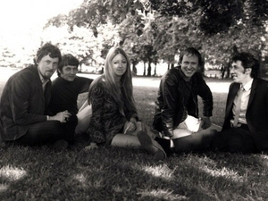 Pentangle artist photo