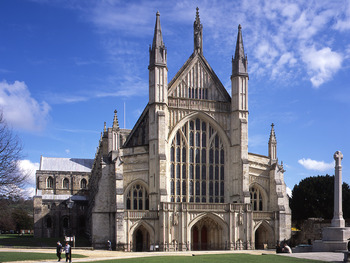 Winchester Cathedral venue photo