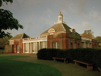 Serpentine Gallery venue photo
