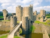 Caerphilly Castle photo