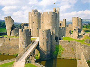 Caerphilly Castle venue photo