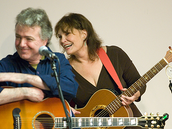 Porkies Folk Club: Cathryn Craig + Brian Willoughby picture
