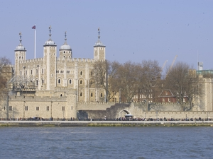 Tower of London artist photo
