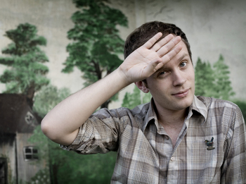 Jens Lekman artist photo