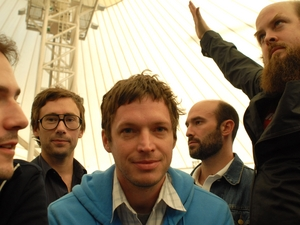 Les Savy Fav artist photo