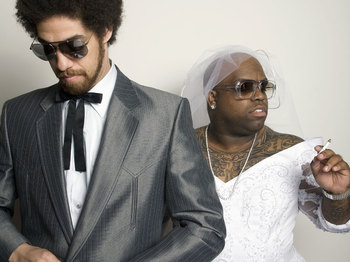 Gnarls Barkley artist photo