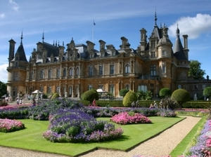 Waddesdon Manor artist photo