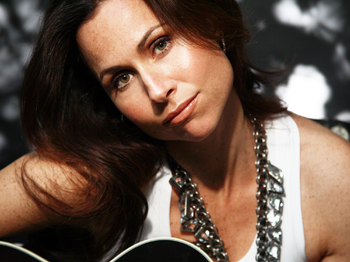 Minnie Driver artist photo