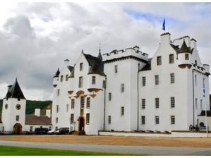Blair Castle artist photo