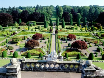Drummond Castle Gardens venue photo