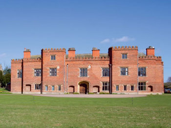Holme Pierrepont Hall venue photo