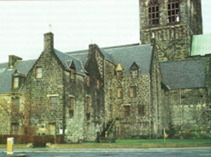 Paisley Abbey artist photo