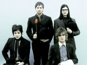 The Raconteurs artist photo