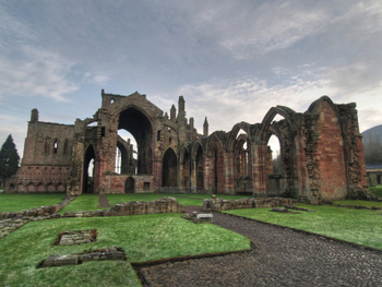 Melrose Abbey venue photo