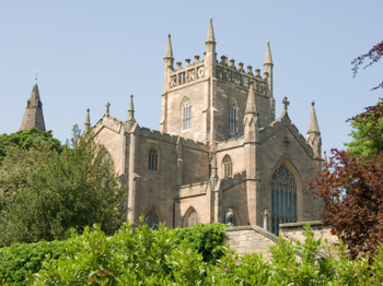 Dunfermline Palace And Abbey venue photo