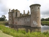 Caerlaverock Castle photo