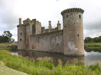 Caerlaverock Castle venue photo