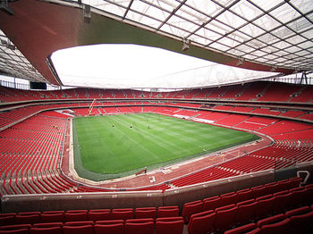 Emirates Stadium venue photo