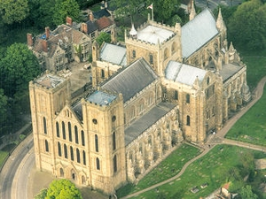 Ripon Cathedral artist photo
