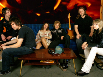 The Besnard Lakes artist photo