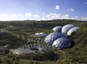 The Eden Project artist photo