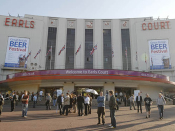 Earls Court venue photo
