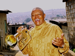 Hugh Masekela Band artist photo