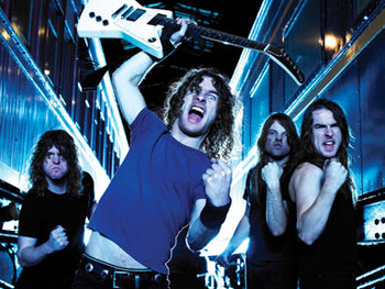 Airbourne picture