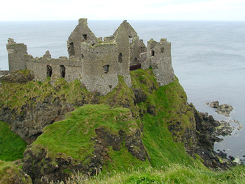 Dunluce Castle venue photo