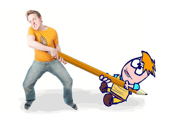 Little Howard And The Magic Pencil Of Death artist photo