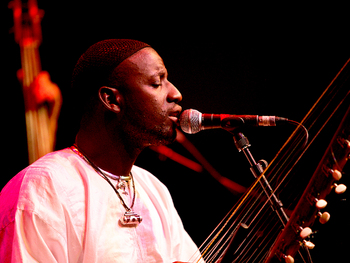 Seckou Keita Quartet artist photo