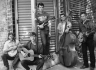 Old Crow Medicine Show artist photo