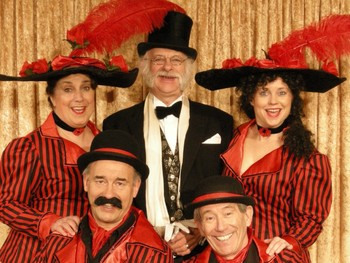 The Lyrics & Laughter Show: Lyrics & Laughter Productions (formerly Olde Tyme Players) picture