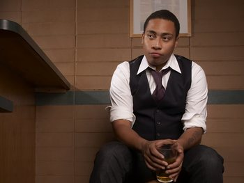 Cadence Weapon artist photo