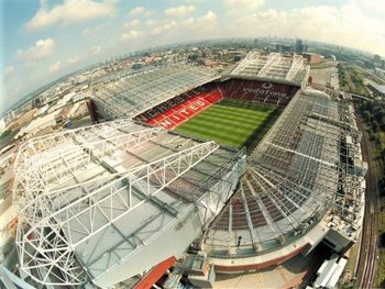 Old Trafford venue photo