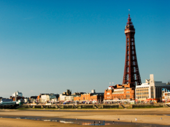 Blackpool Tower venue photo