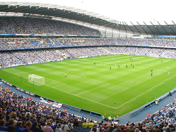 Etihad Stadium venue photo