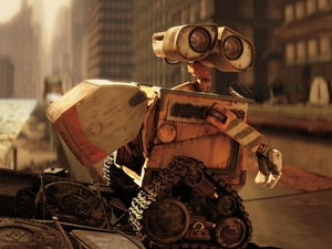 Film promo picture: Wall-E