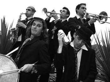 Jazz Club: The Baghdaddies picture