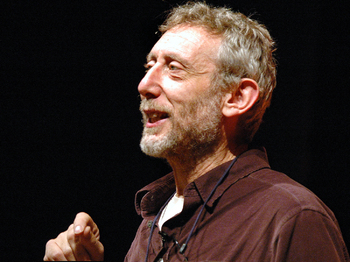 The First Story And Its Tellers: Michael Rosen picture