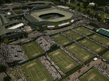 Wimbledon Lawn Tennis Museum venue photo
