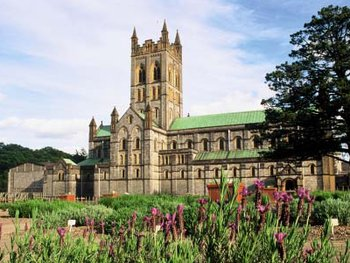 Buckfast Abbey venue photo