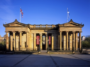 Scottish National Gallery artist photo