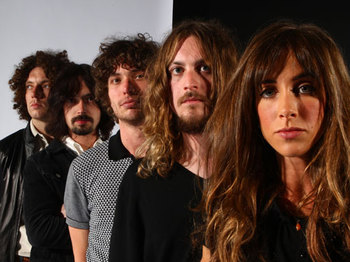 Cleethorpes Rocks: The Zutons picture
