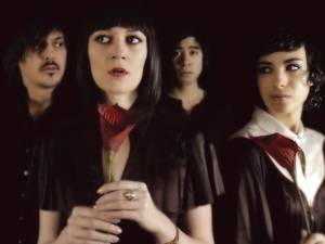 Ladytron artist photo