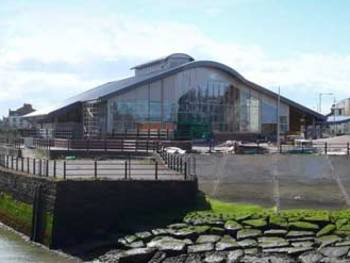 The Wave Centre venue photo