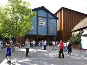 The Courtyard Theatre artist photo