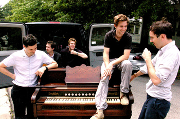 The Walkmen + Wild Nothing picture